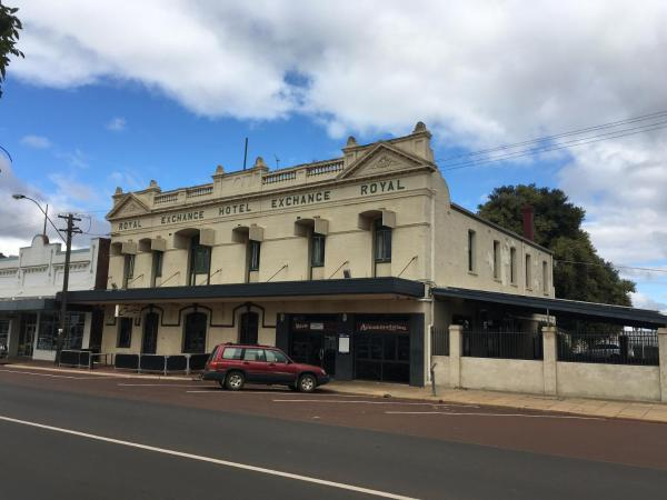 Fotos do Hotel: Royal Exchange Hotel, Katanning