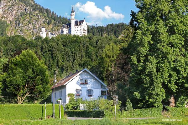Hotel Pictures: Romantic-Pension Albrecht - since 1901, Hohenschwangau