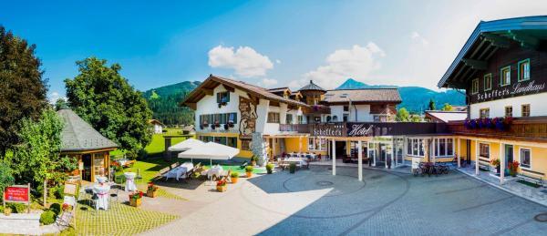 酒店图片: Scheffer's Hotel, 阿尔滕马克特蓬高