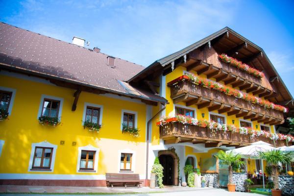 ホテル写真: Hotel Alte Post, Faistenau