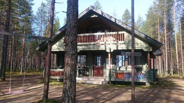 Hotel Pictures: Saapungin Lomat, Kuusamo