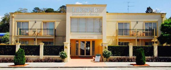 酒店图片: Lifestyle Apartments at Ferntree, Fern Tree Gully