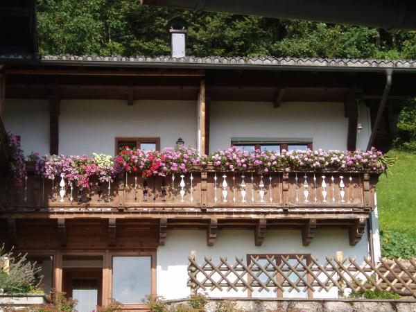 Hotel Pictures: Ferienwohnung Wörndl, Faistenau
