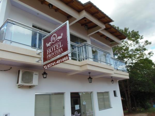 Hotellikuvia: Hotel Frontera, San Antonio