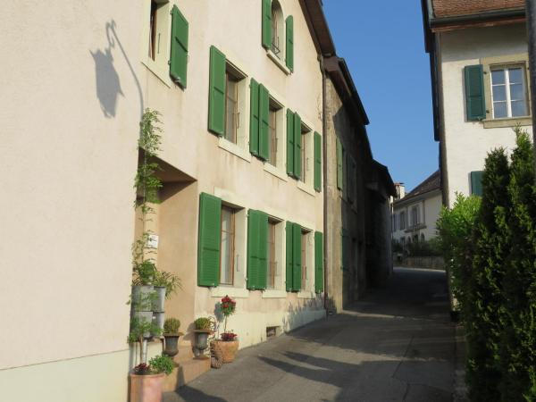 Hotel Pictures: Les Rues Basses, Lonay