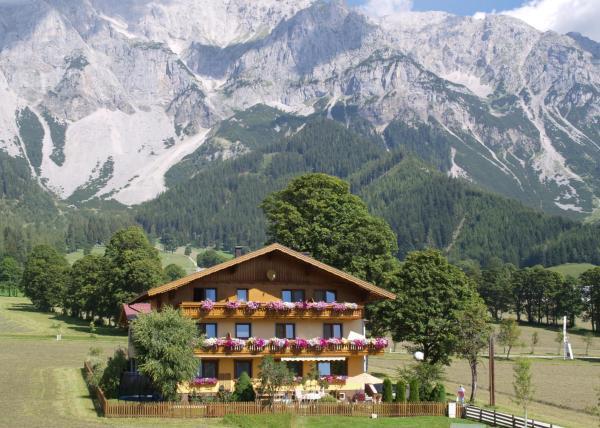 Fotos do Hotel: Ferienwohnung Alpenecho, Ramsau am Dachstein