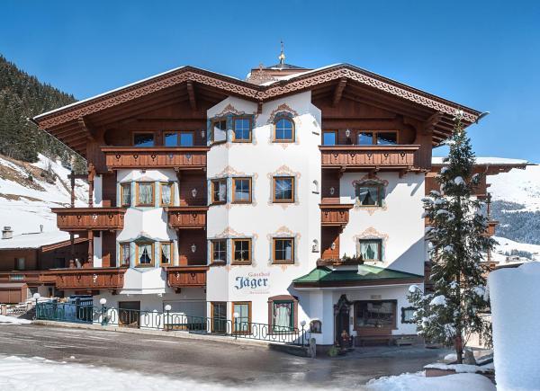 Hotellikuvia: Hotel Jäger, Tux