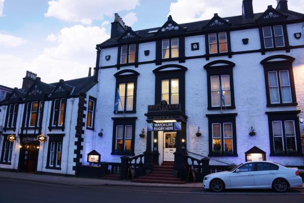 Hotel Pictures: Buccleuch Arms Hotel, Moffat
