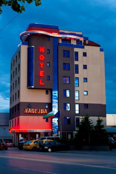 ホテル写真: Nadejda Hotel, ソフィア