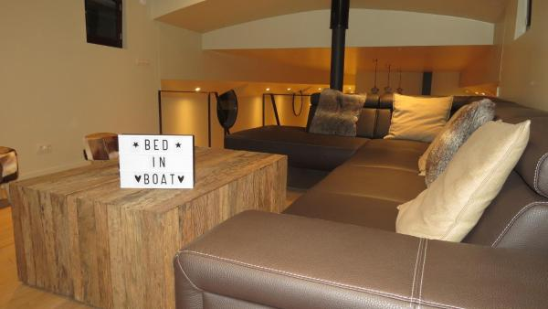 Foto Hotel: Bed in Boat, Ypres