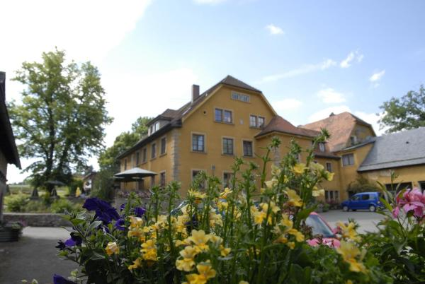 Hotelbilleder: Landgasthof Haueis, Marktleugast