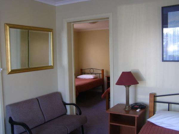 Two-Bedroom Family Suite