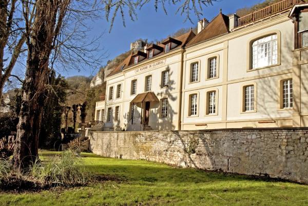 Hotel Pictures: Les 3 Falaises, Les Andelys