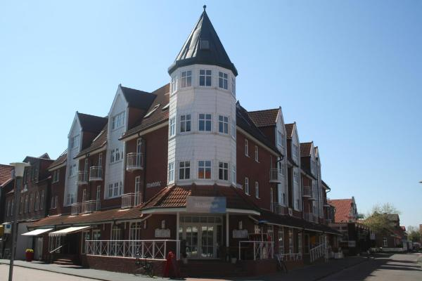 Hotel Pictures: Inselresidenz Strandburg - Ferienwohnung 305 (Ref. 50973), Juist