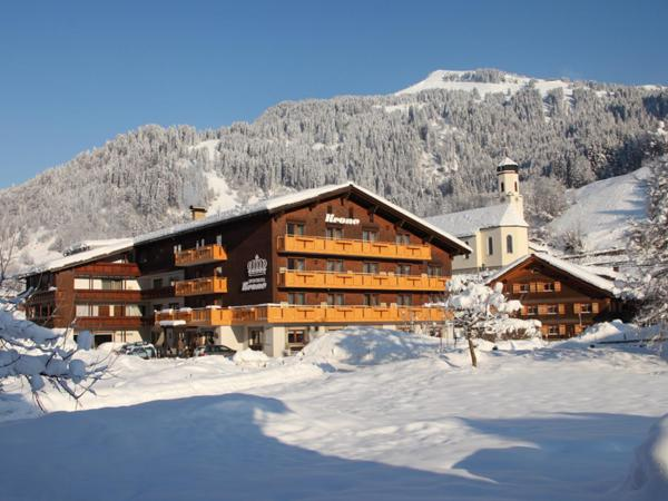 Photos de l'hôtel: Sporthotel Krone, Schoppernau