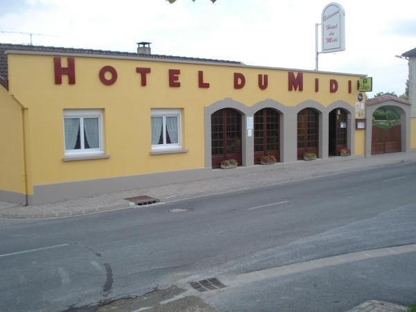 Hotel Pictures: Hotel Du Midi, La Chaussée-sur-Marne