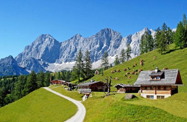 Foto Hotel: Chalet Kuschelhütte, Ramsau am Dachstein