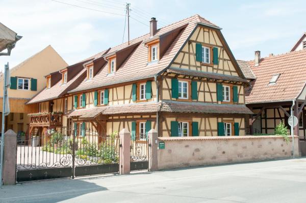 Hotel Pictures: Les Gîtes de l'Orchidée du Ried, Baldenheim