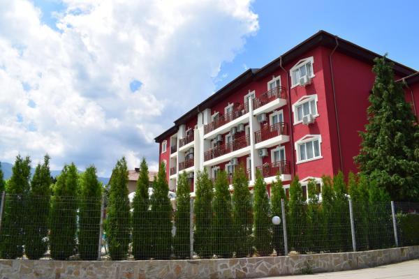 酒店图片: Tintyava Balneohotel, Vŭrshets