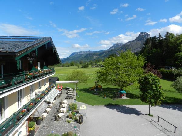 Fotos do Hotel: Gasthof Wiesenhof, Strobl