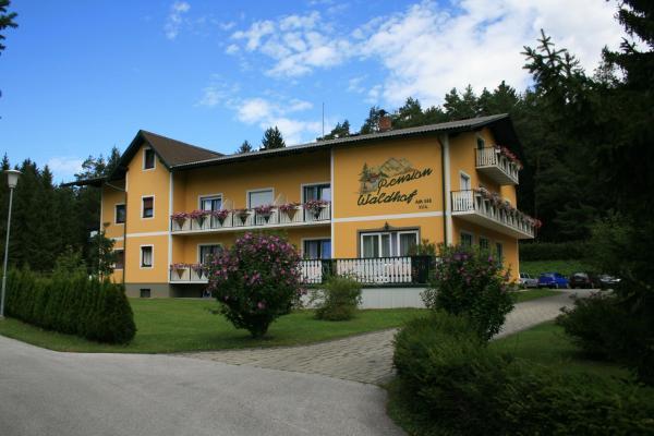 Photos de l'hôtel: Pension Waldhof, Sankt Kanzian