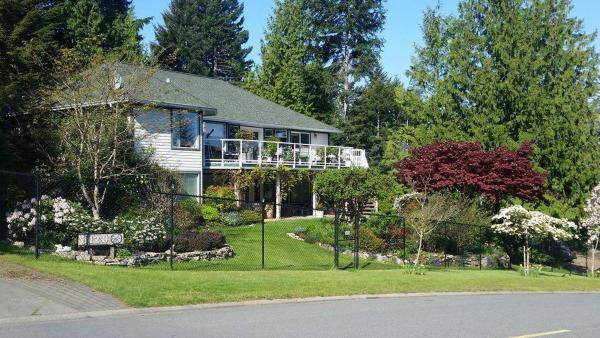 Hotel Pictures: Serenity lodge bed and breakfast, Courtenay