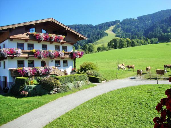 Hotellikuvia: Sixenhof, Niederau
