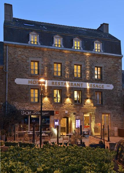 Hotel Pictures: Hotel Restaurant Lesage, Sarzeau