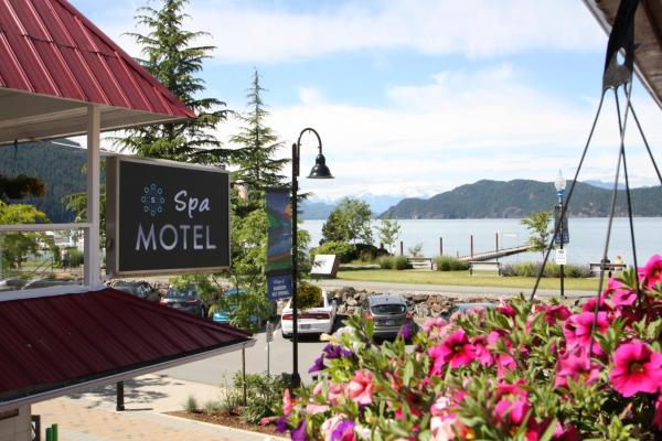 Hotel Pictures: Harrison Spa Motel, Harrison Hot Springs