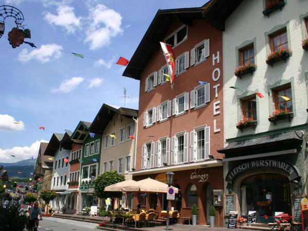 ホテル写真: Hotel.Pension.Golingen, Golling an der Salzach