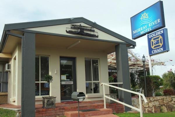 Hotelbilleder: Murray River Motel, Swan Hill
