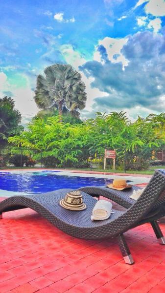 Hotel Pictures: Finca Hotel Boutique La Negrita, La Esmeralda