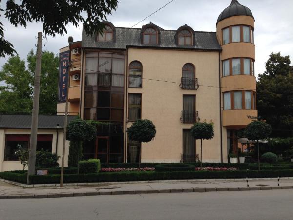 Zdjęcia hotelu: Villa Di Poletta, Dobricz