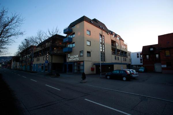 Hotelbilleder: Aalener Ratshotel, Aalen