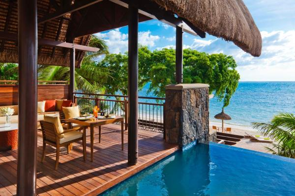 Pool Suite with Ocean View