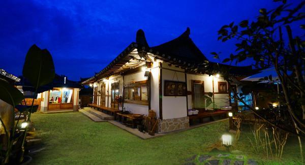 Zdjęcia hotelu: Jeonju Hanok Village Arrangwol, Jeonju