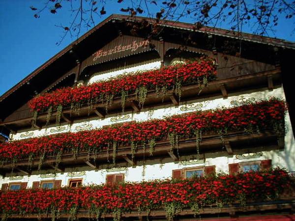 Foto Hotel: Landgasthof Breitenhof, Thiersee