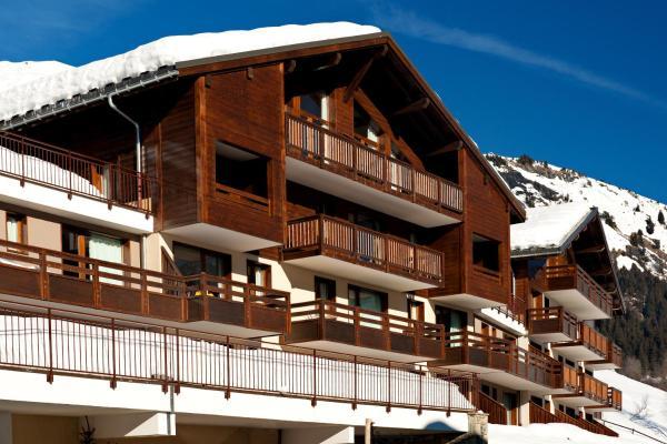 Hotel Pictures: Lagrange Vacances Les Chalets du Mont Blanc, Hauteluce