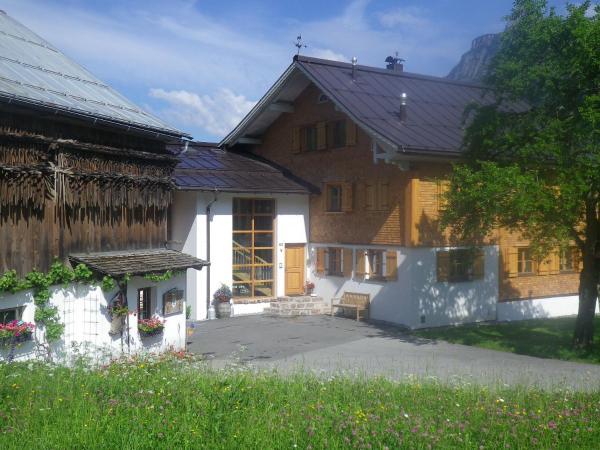 Foto Hotel: Baby und Kinderbauernhof Wildfang, Dalaas