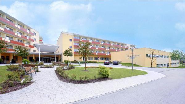 Hotellikuvia: Lebens.Resort Ottenschlag, Ottenschlag