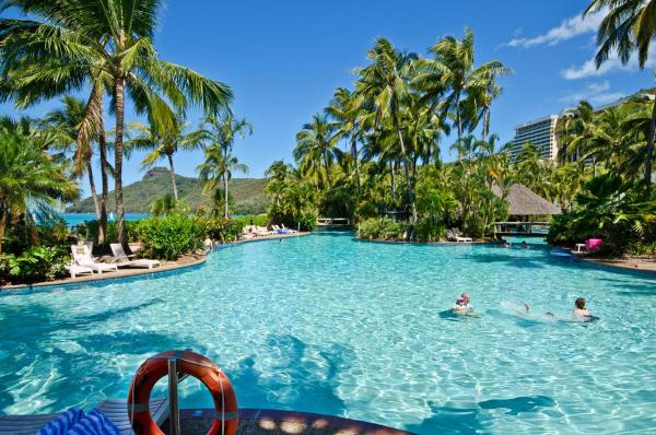 Hotellbilder: Heliconia Grove 8- The Couples Retreat, Hamilton Island