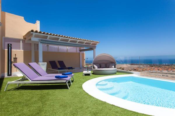 Hotel Pictures: Villa Suite Golf Caleta, Caleta De Fuste