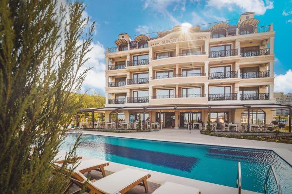 Hotelbilder: Sunny Castle Hotel - All Inclusive, Kranevo
