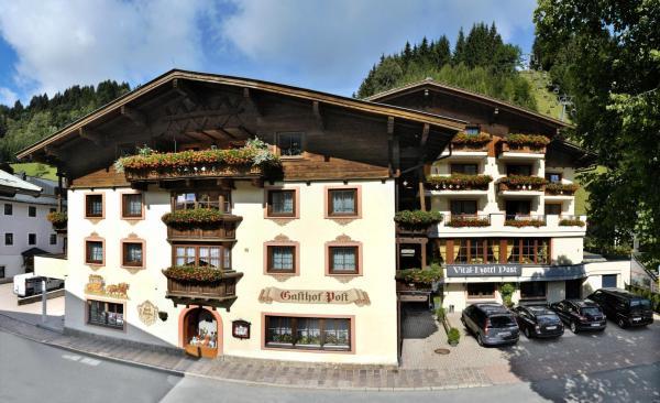 酒店图片: Vital-Hotel Post, Dienten am Hochkönig