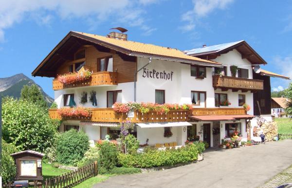 Fotografie hotelů: Birkenhof, Ehrwald