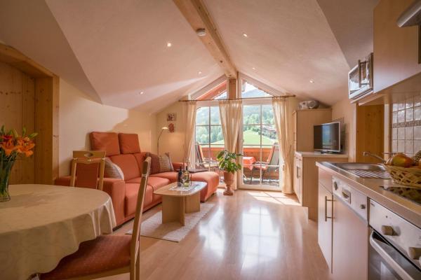 Fotografie hotelů: Appartement Irmgard, Brixen im Thale