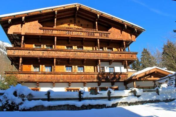 Foto Hotel: Aparthaus Hubertus, Alpbach