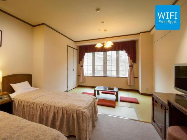 Standard Room with Tatami Area
