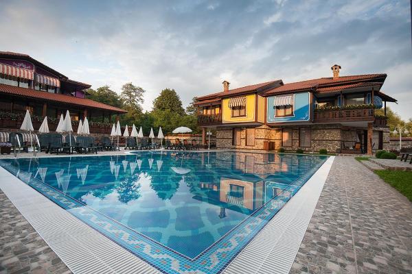 Fotografie hotelů: Residence Velingrad, Velingrad