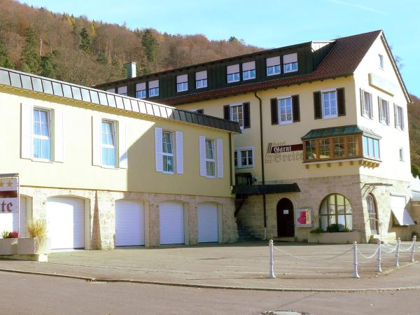 Hotel Pictures: Hotel Garni in der Breite, Albstadt